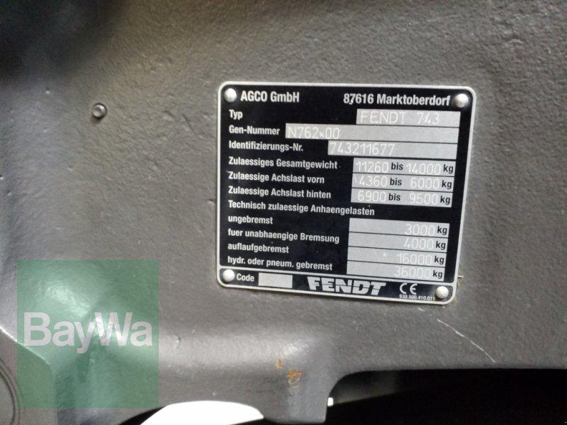 Traktor des Typs Fendt 724 Vario S4 Profi Plus *Miete ab 246€/Tag* + Garantie, Gebrauchtmaschine in Bamberg (Bild 19)