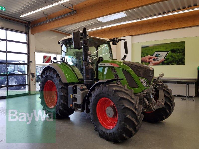 Traktor des Typs Fendt 724 Vario S4 Profi Plus mit Garantie u.RTK Novatel, Gebrauchtmaschine in Bamberg (Bild 1)