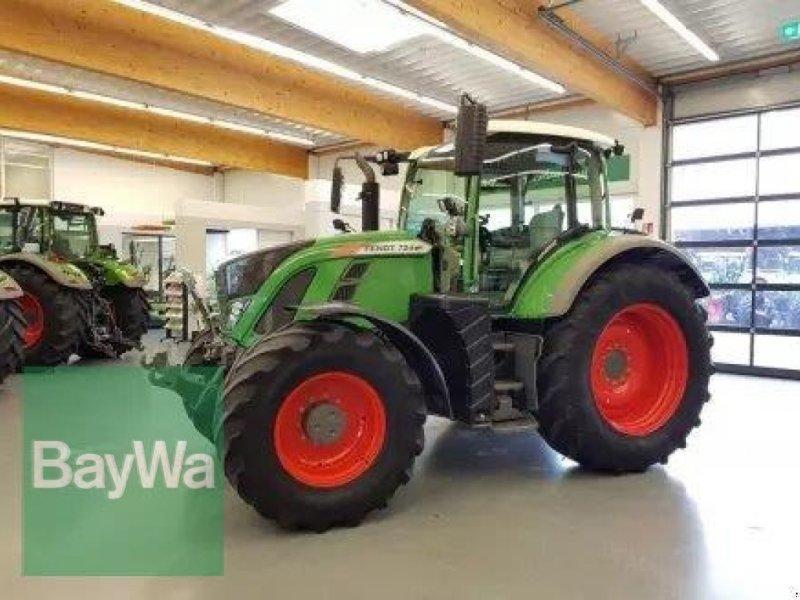 Traktor des Typs Fendt 724 Vario S4 Profi Plus mit RTK Trimple, Gebrauchtmaschine in Bamberg (Bild 1)
