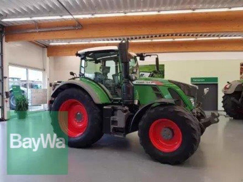 Traktor des Typs Fendt 724 Vario S4 Profi Plus mit RTK Trimple, Gebrauchtmaschine in Bamberg (Bild 3)