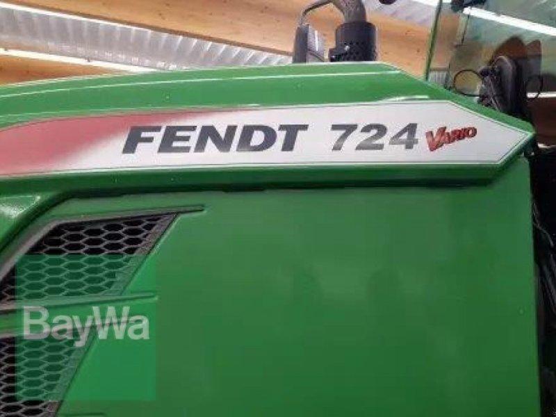 Traktor des Typs Fendt 724 Vario S4 Profi Plus mit RTK Trimple, Gebrauchtmaschine in Bamberg (Bild 6)