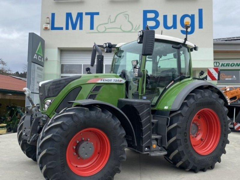 Traktor des Typs Fendt 724 Vario S4 Profi-Plus mit RTK, Gebrauchtmaschine in Hürm (Bild 1)