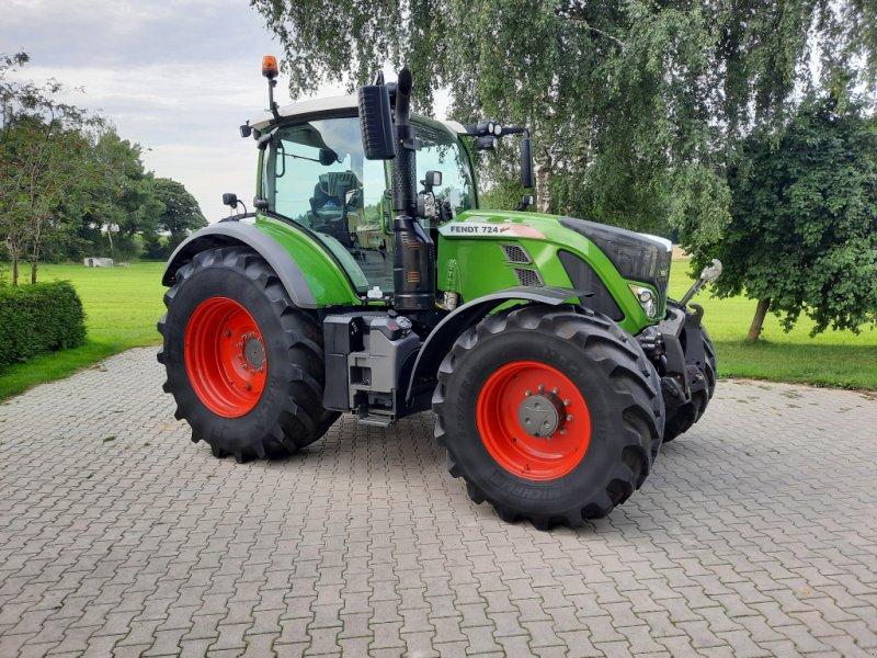 Traktor a típus Fendt 724 Vario S4 Profi Plus mit RTK, Gebrauchtmaschine ekkor: Tirschenreuth (Kép 1)