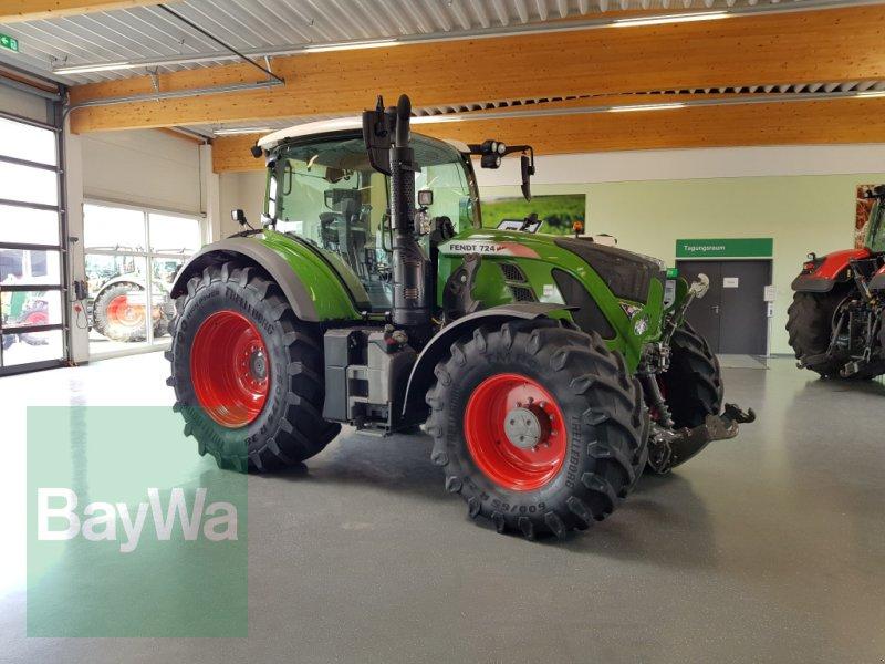 Traktor типа Fendt 724 Vario S4 Profi Plus mit Trimble RTK, Gebrauchtmaschine в Bamberg (Фотография 1)