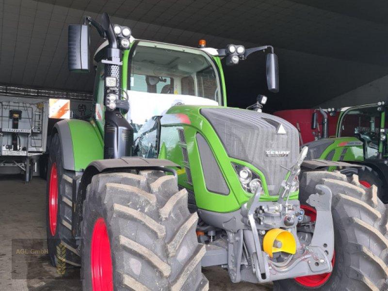 Traktor des Typs Fendt 724 Vario S4 Profi Plus RTK Novatel, Gebrauchtmaschine in Eichendorf (Bild 1)