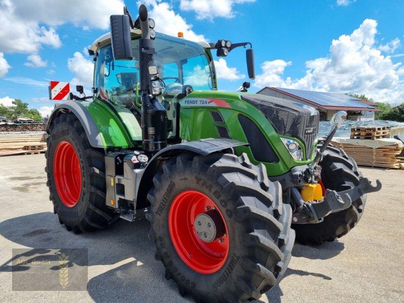 Traktor типа Fendt 724 Vario S4 Profi Plus RTK Novatel, Gebrauchtmaschine в Eichendorf (Фотография 1)