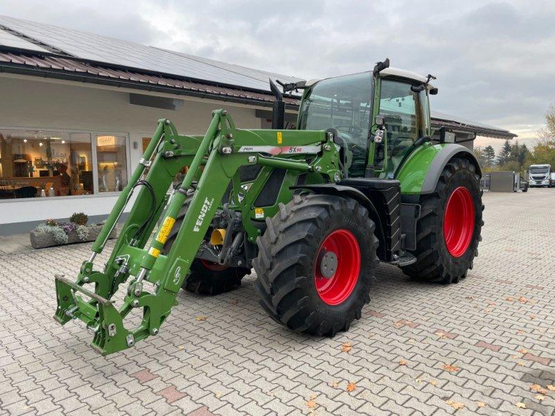 Traktor tip Fendt 724 Vario S4 Profi Plus RTK Unfall, Gebrauchtmaschine in Neureichenau (Poză 1)