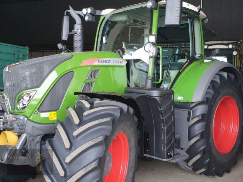 Traktor a típus Fendt 724 Vario S4 Profi Plus, Gebrauchtmaschine ekkor: Eichendorf (Kép 1)