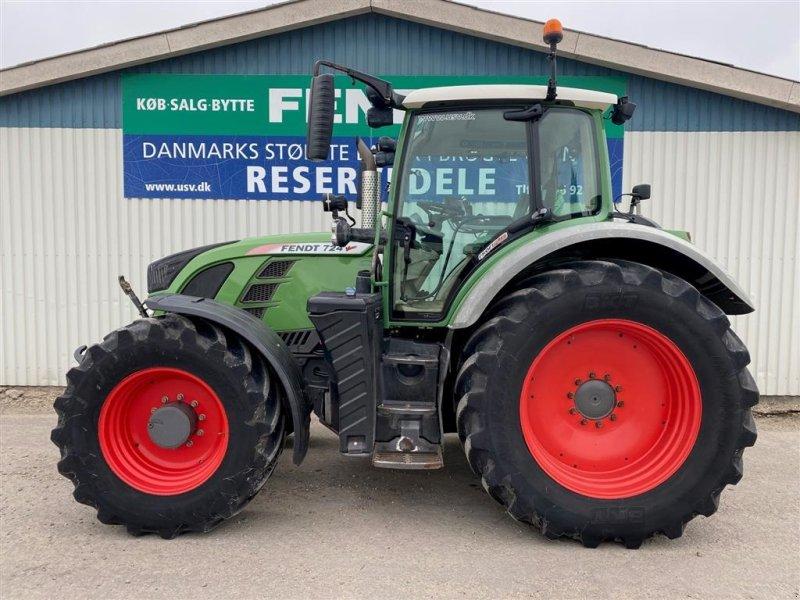 Traktor типа Fendt 724 Vario S4 Profi Plus, Gebrauchtmaschine в Rødekro (Фотография 1)