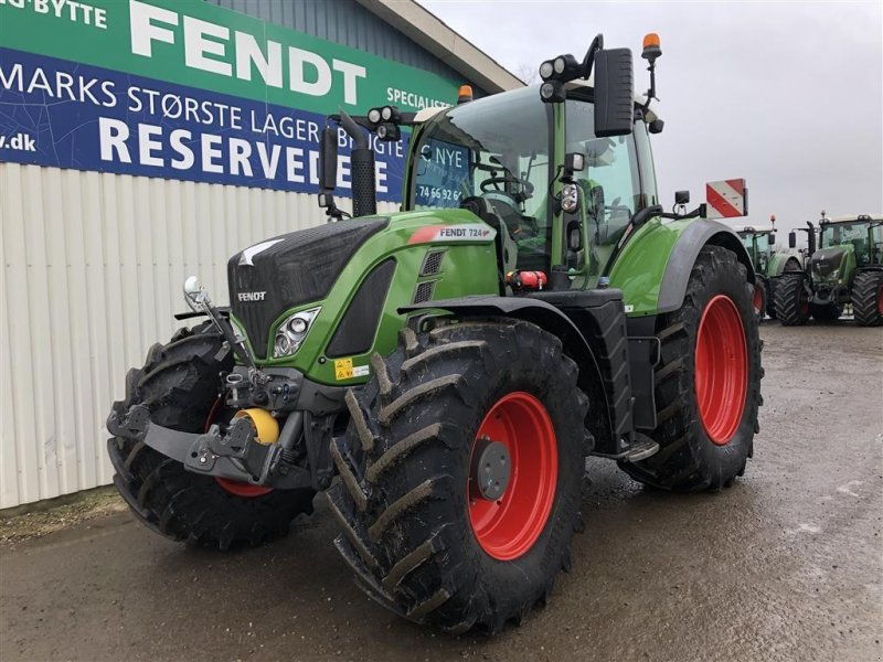 Traktor tip Fendt 724 Vario S4 Profi Plus, Gebrauchtmaschine in Rødekro (Poză 1)