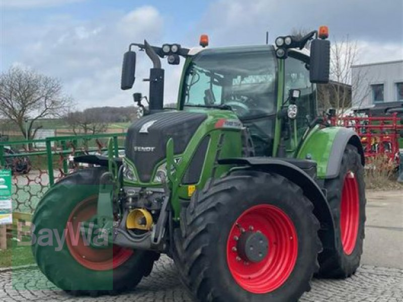 Traktor des Typs Fendt 724 VARIO S4 Profi Plus, Gebrauchtmaschine in Langenau (Bild 1)