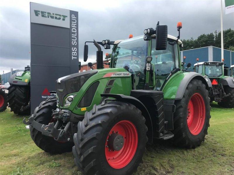 Traktor типа Fendt 724 Vario S4 Profi Plus, Gebrauchtmaschine в Suldrup (Фотография 1)