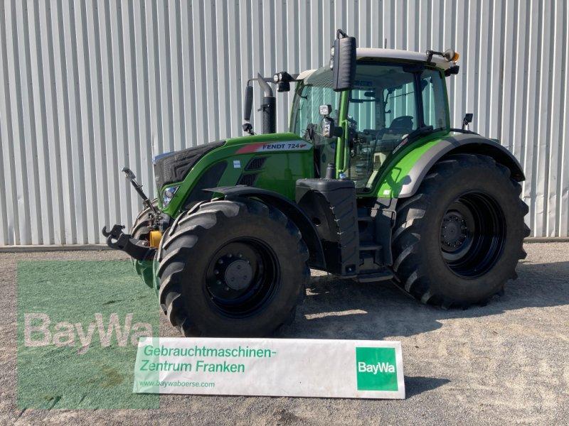 Traktor του τύπου Fendt 724 Vario S4 Profi Plus, Gebrauchtmaschine σε Giebelstadt (Φωτογραφία 1)