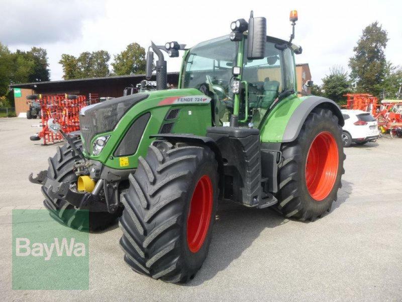Traktor des Typs Fendt 724 Vario S4 Profi Plus, Gebrauchtmaschine in Landshut (Bild 1)