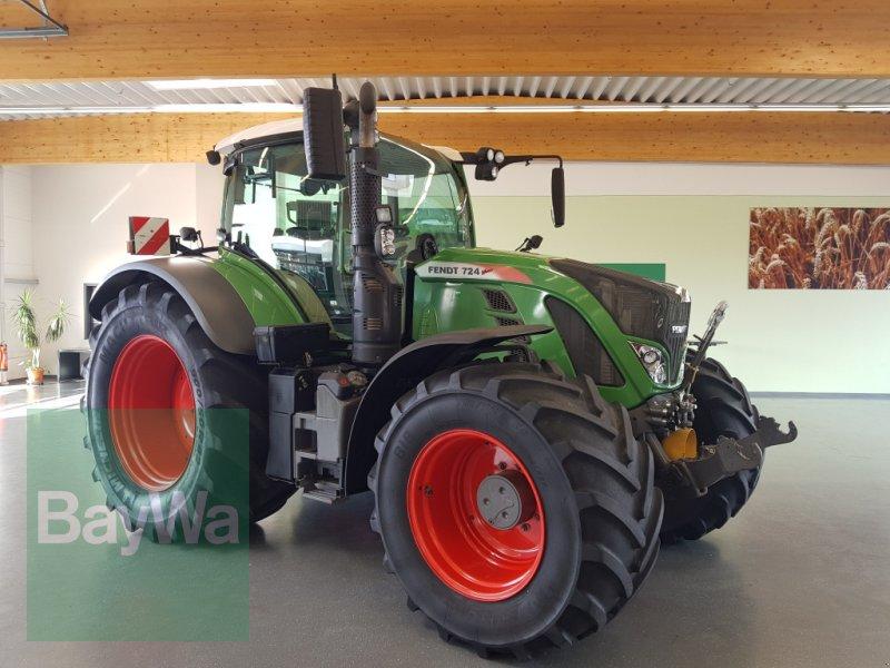 Traktor του τύπου Fendt 724 Vario S4 Profi Plus, Gebrauchtmaschine σε Bamberg