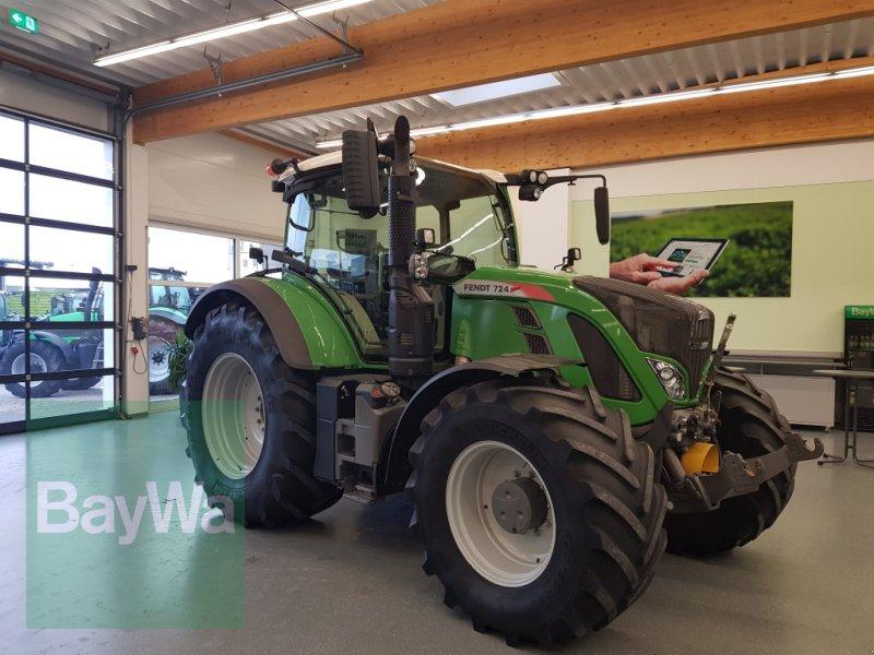 Traktor des Typs Fendt 724 Vario S4 Profi Plus, Gebrauchtmaschine in Bamberg (Bild 1)