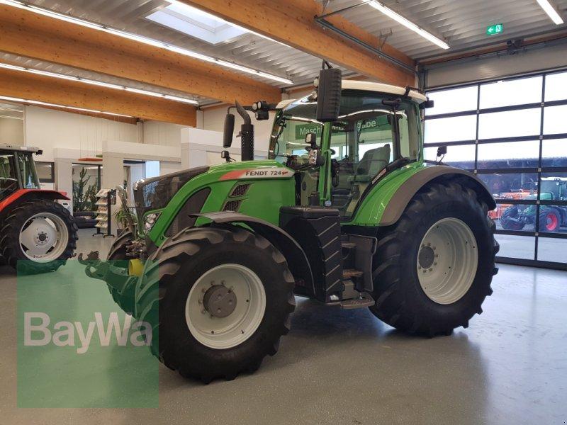 Traktor des Typs Fendt 724 Vario S4 Profi Plus, Gebrauchtmaschine in Bamberg (Bild 2)