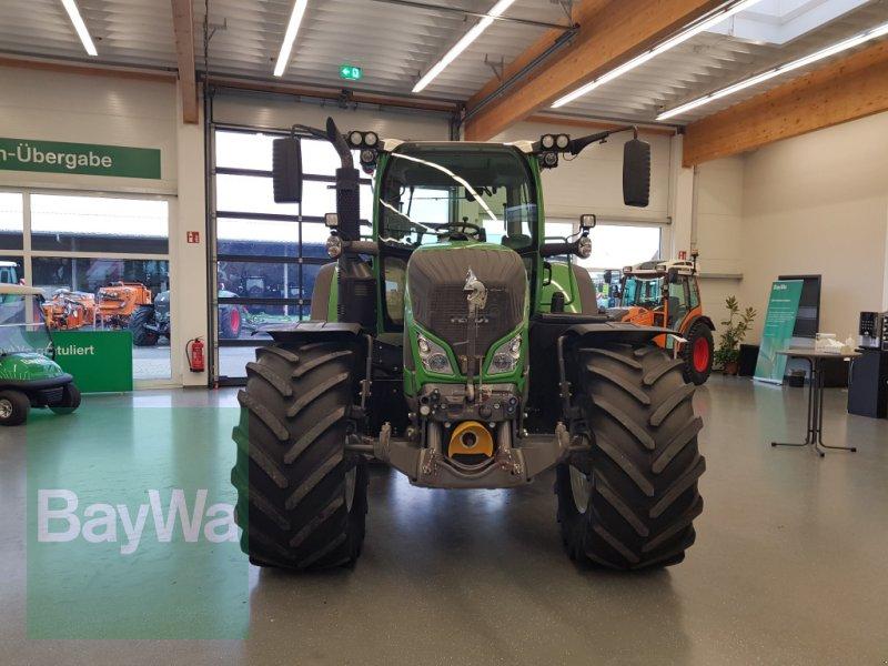 Traktor des Typs Fendt 724 Vario S4 Profi Plus, Gebrauchtmaschine in Bamberg (Bild 3)