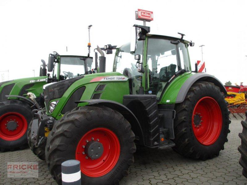 Traktor типа Fendt 724 Vario S4 Profi Plus, Gebrauchtmaschine в Bockel - Gyhum (Фотография 1)
