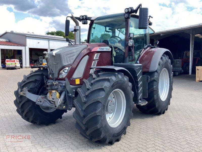 Traktor des Typs Fendt 724 Vario S4 Profi Plus, Gebrauchtmaschine in Bockel - Gyhum (Bild 1)