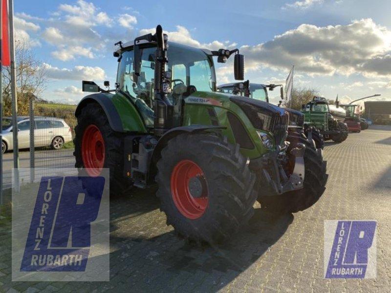 Traktor des Typs Fendt 724 VARIO S4 PROFI PLUS, Gebrauchtmaschine in Anröchte-Altengeseke (Bild 1)