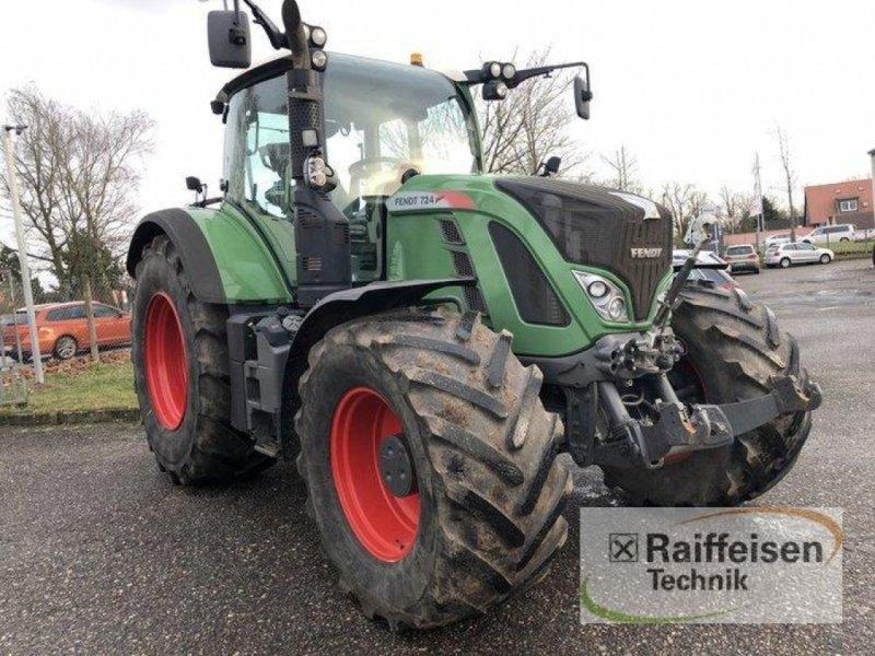 Traktor des Typs Fendt 724 Vario S4 Profi Plus, Gebrauchtmaschine in Bad Oldesloe (Bild 9)
