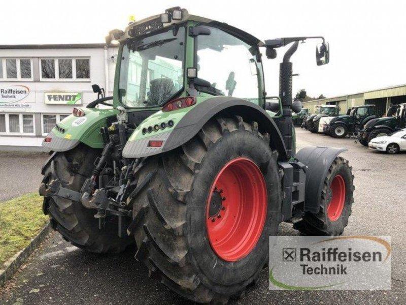 Traktor des Typs Fendt 724 Vario S4 Profi Plus, Gebrauchtmaschine in Bad Oldesloe (Bild 5)