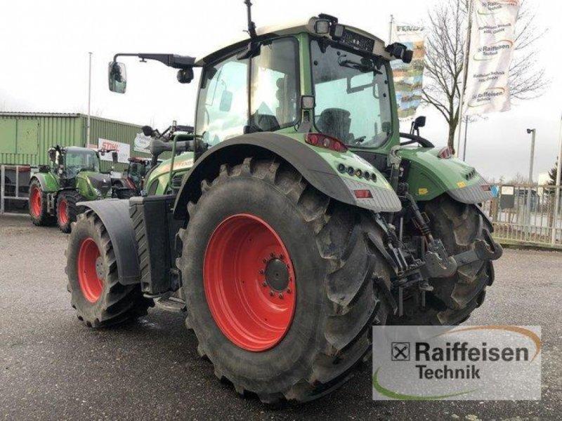 Traktor des Typs Fendt 724 Vario S4 Profi Plus, Gebrauchtmaschine in Bad Oldesloe (Bild 6)