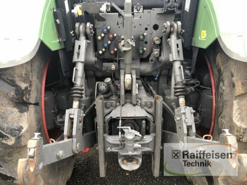 Traktor des Typs Fendt 724 Vario S4 Profi Plus, Gebrauchtmaschine in Bad Oldesloe (Bild 2)