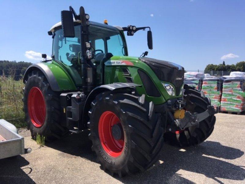 Traktor του τύπου Fendt 724 Vario S4 Profi Plus, Gebrauchtmaschine σε Adldorf (Φωτογραφία 1)