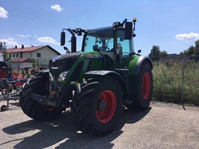 Traktor του τύπου Fendt 724 Vario S4 Profi Plus, Gebrauchtmaschine σε Adldorf (Φωτογραφία 2)