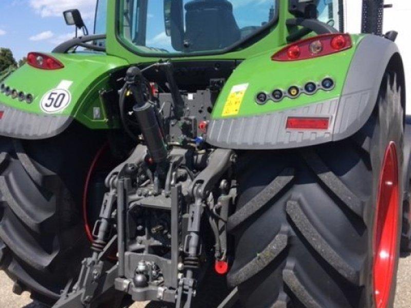 Traktor του τύπου Fendt 724 Vario S4 Profi Plus, Gebrauchtmaschine σε Adldorf (Φωτογραφία 4)