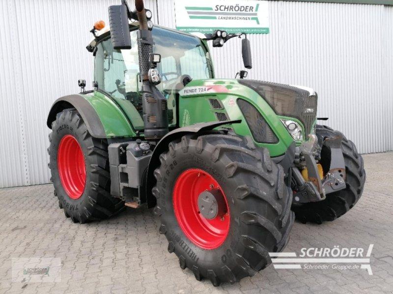 Traktor типа Fendt 724 VARIO S4 PROFI, Gebrauchtmaschine в Wardenburg (Фотография 1)