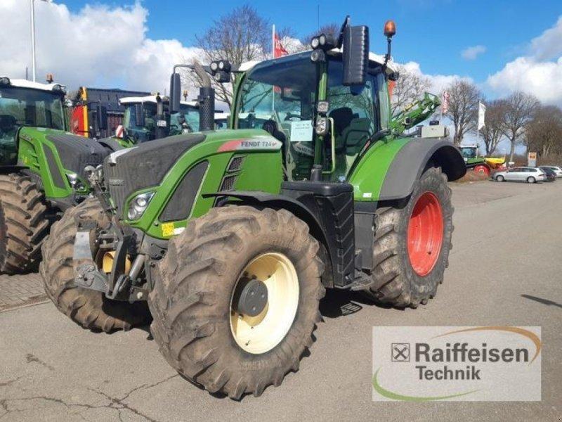 Traktor des Typs Fendt 724 Vario S4 ProfiPlus, Gebrauchtmaschine in Gnutz (Bild 1)