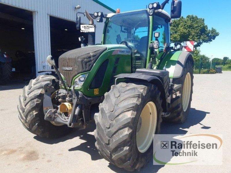 Traktor типа Fendt 724 Vario S4 ProfiPlus, Gebrauchtmaschine в Gnutz (Фотография 1)