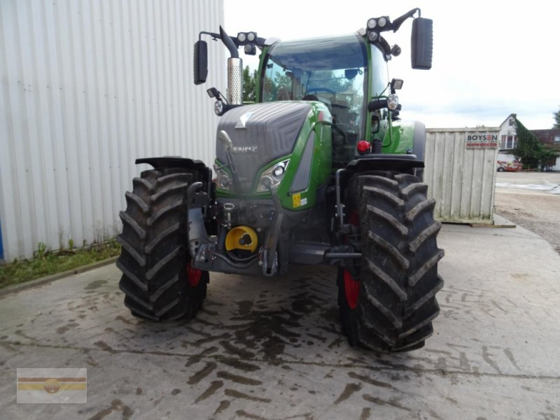 Traktor des Typs Fendt 724 Vario S4 ProfiPlus, Gebrauchtmaschine in Böklund (Bild 1)