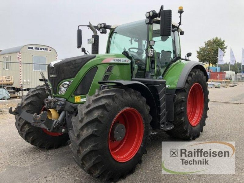 Traktor des Typs Fendt 724 Vario S4 ProfiPlus, Gebrauchtmaschine in Bad Oldesloe (Bild 1)