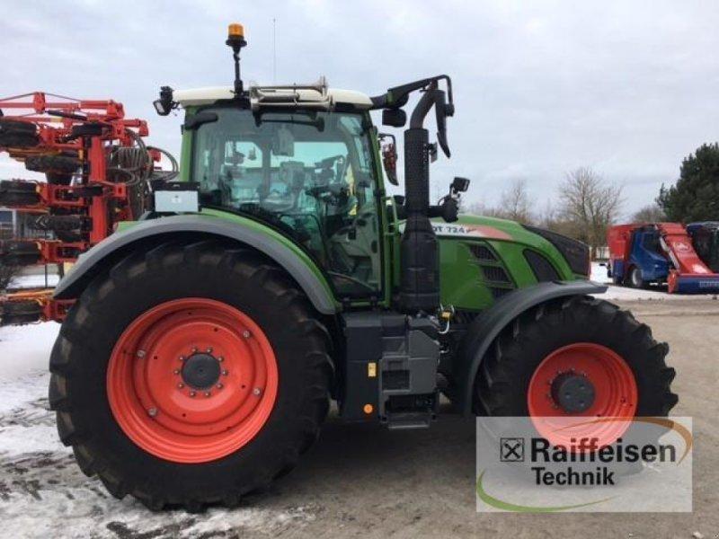 Traktor типа Fendt 724 Vario S4, Gebrauchtmaschine в Gnutz (Фотография 14)