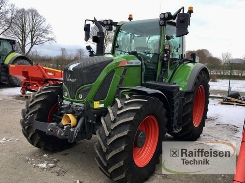 Traktor типа Fendt 724 Vario S4, Gebrauchtmaschine в Gnutz (Фотография 3)