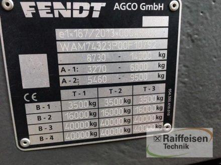 Traktor типа Fendt 724 Vario S4, Gebrauchtmaschine в Gnutz (Фотография 18)