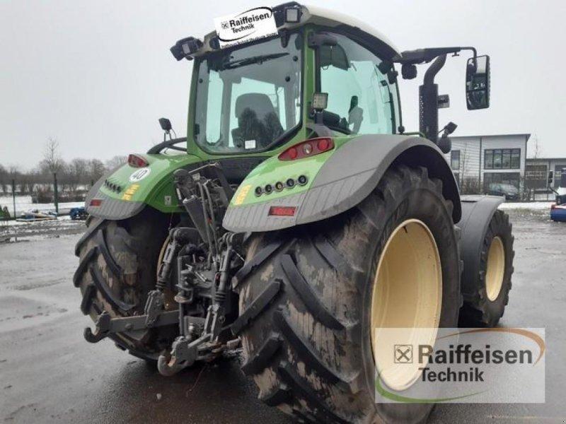 Traktor des Typs Fendt 724 Vario S4, Gebrauchtmaschine in Gnutz (Bild 4)