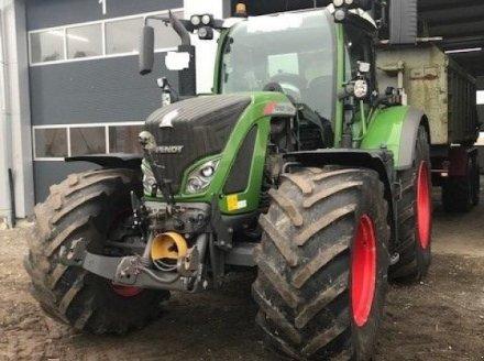 Traktor des Typs Fendt 724 Vario S4, Gebrauchtmaschine in Wanderup (Bild 1)