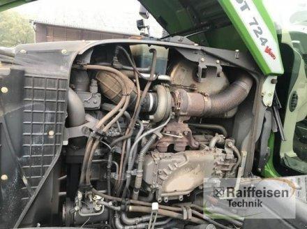 Traktor des Typs Fendt 724 Vario S4, Gebrauchtmaschine in Wanderup (Bild 12)