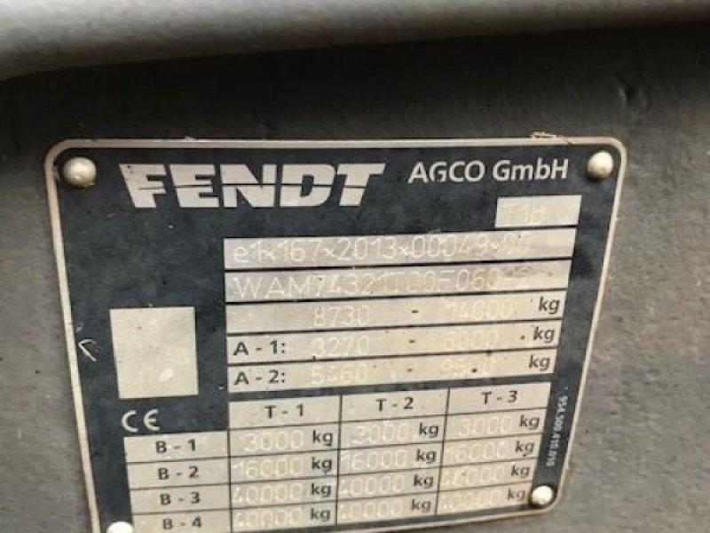 Traktor des Typs Fendt 724 Vario S4, Gebrauchtmaschine in Wanderup (Bild 15)