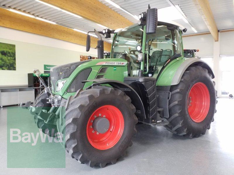 Traktor des Typs Fendt 724 Vario SCR Profi Plus inkl. Spurführung, Gebrauchtmaschine in Bamberg (Bild 3)