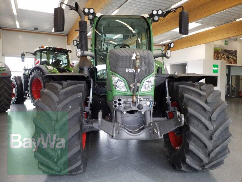 Traktor des Typs Fendt 724 Vario SCR Profi Plus inkl. Spurführung, Gebrauchtmaschine in Bamberg (Bild 2)