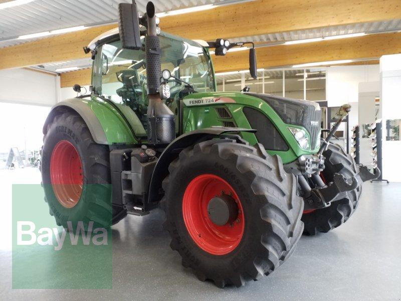 Traktor typu Fendt 724 Vario SCR Profi Plus inkl. Spurführung, Gebrauchtmaschine v Bamberg (Obrázok 1)