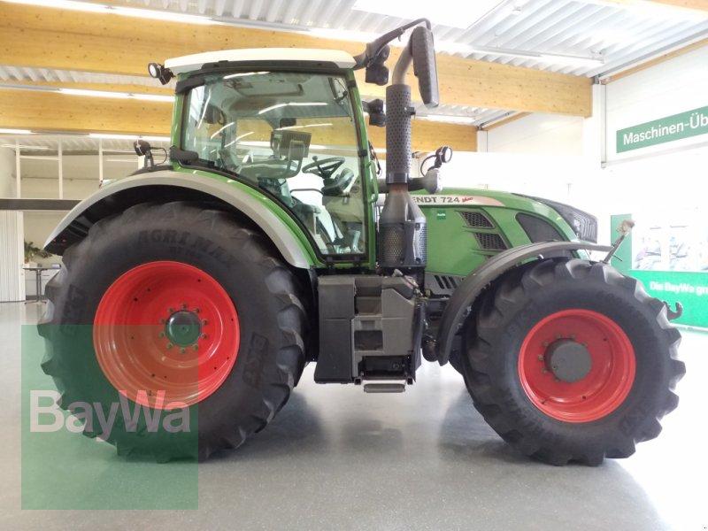 Traktor des Typs Fendt 724 Vario SCR Profi Plus inkl. Spurführung, Gebrauchtmaschine in Bamberg (Bild 4)