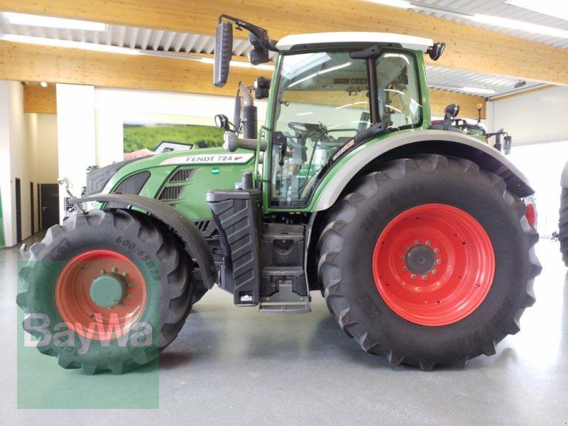Traktor des Typs Fendt 724 Vario SCR Profi Plus inkl. Spurführung, Gebrauchtmaschine in Bamberg (Bild 6)