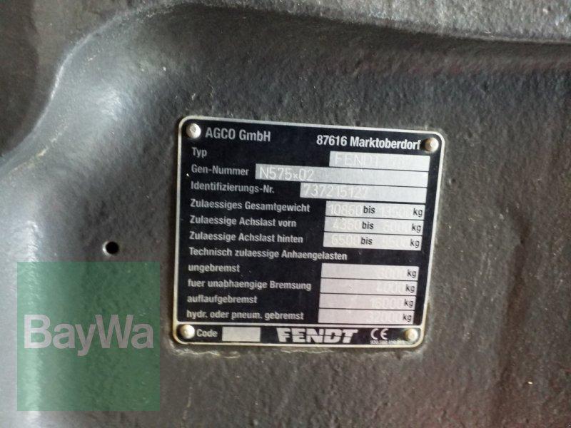Traktor des Typs Fendt 724 Vario SCR Profi Plus inkl. Spurführung, Gebrauchtmaschine in Bamberg (Bild 17)